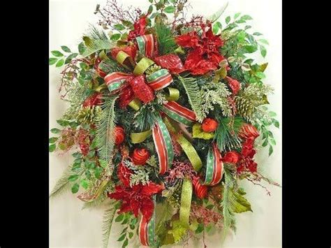 christmas items you tube wreaths how to decorate a wreath trees n trends unique home decor