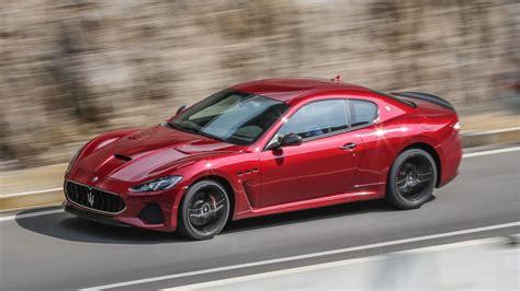 2018 Maserati Granturismo First Drive