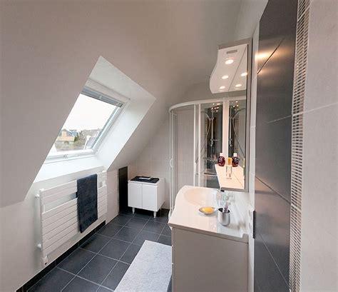 salle de bain combles amenagees solutions pour la d 233 coration int 233 rieure de votre maison