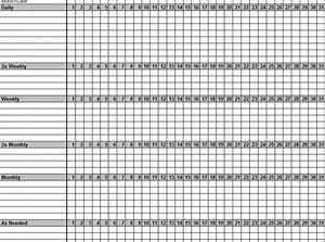 Monthlychoreschart Monthly Chores Chart