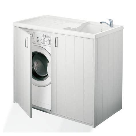 mobile lavatrice esterno mobile coprilavatrice con lavatoio incluso san marco