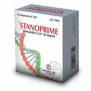 Stanoprime Stanozolol Spritze Kaufen Online