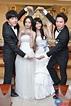Wow!NEWS新聞網 - 謝坤達、柯佳嬿、李千娜、小煜拍結婚戲 雙「親」比恩愛