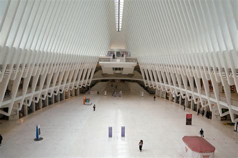 Rebuilt After 911 World Trade Center Threatened Anew By