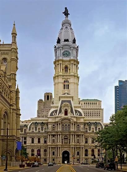 Penn Hall Philadelphia Square Pennsylvania Britannica States
