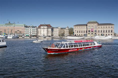 Stockholm Boat Tours by Sightseeing Tours And Guided Walks In Stockholm