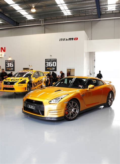 nissan gold nissan cars news gold gt r usain bolt edition
