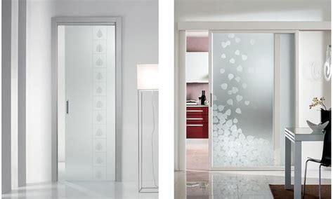 Vetri Per Porte Da Interno - porte scorrevoli vetro e legno porte per interni