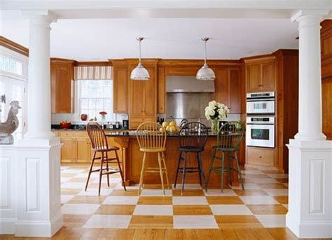 kitchen design layouts totally totally this stately white pillars frame a 3867
