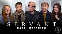 CS Video: Servant Cast Talks Shyamalan's Psychological ...