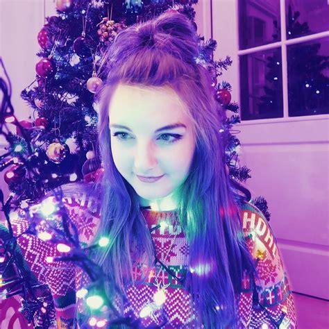 Ldshadowlady Is So Pretty I Love The Purple Hair Its