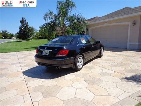 2005 Acura Rl Problems by For Sale 2005 Passenger Car Acura Rl Insurance Rate Quote