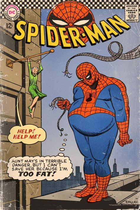 Old Spiderman Memes - image 110551 60s spider man know your meme