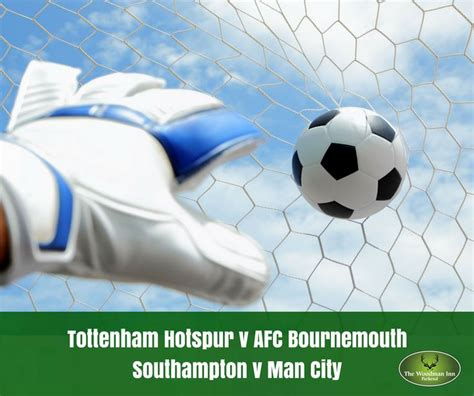 Live Footy at the Woody! Tottenham Hotspur v AFC ...