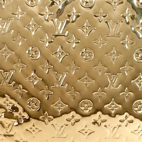 louis vuitton gold limited edition miroir monogram sac plat tote  stdibs