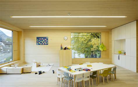 Kindergarten Susi Weigel In Bludenz by Monika Heiss Farbe Design