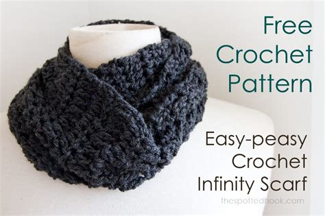 Free Easy Knitting Patterns For Infinity Scarves Erieairfair
