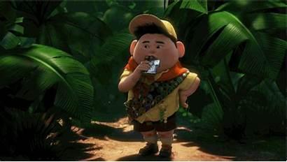 Russell Disney Carl Gifs Pixar Quotes Boy