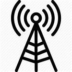 Antenna Icon Wireless Wifi Tower Signal Icons