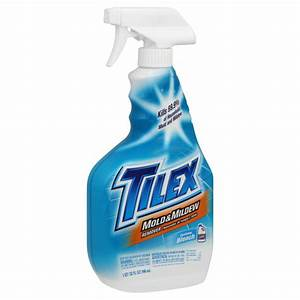 Tilex mold mildew remover 1 qt 32 fl oz 946 ml food for Best bathroom cleaner for mold and mildew