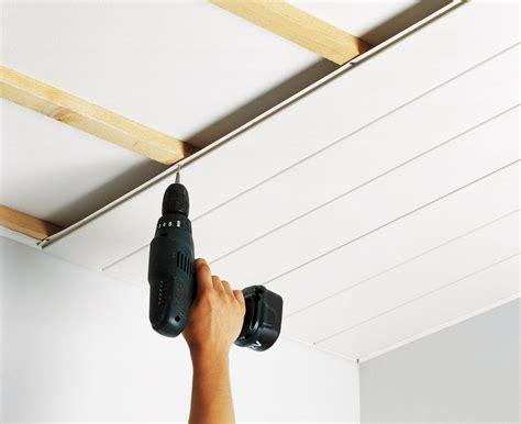 lambris pvc pour cuisine pose lambris pvc plafond salle de bain travaux et dépannage maison