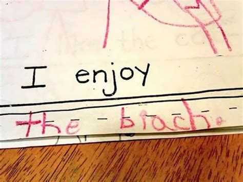 funny children spelling mistake   epic childrens notes  hilariously inappropriate