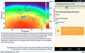 Sonnenstand Berechnen Online : raonline edu umwelt und gesundheit ultraviolett ~ Themetempest.com Abrechnung