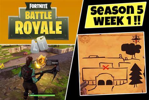 fortnite battle royale season