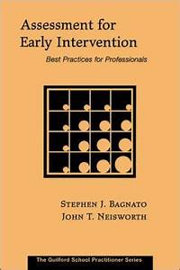 Assessment for Early Intervention: Best Practices for ...