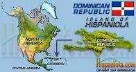 Location of the Dominican Republic by Hispaniola.com