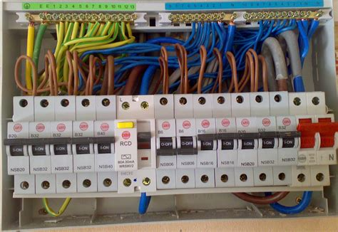 Basic House Wiring Fuse Box by Consumer Unit Change In Cardiff And Newport