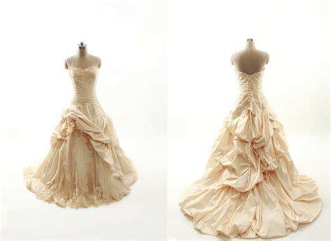 Ball Gown Taffeta Sleeveless Bridal Wedding Dress Bridal