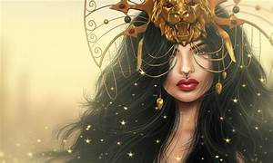 Arts, Girl, Mask, Lion, Makeup, Art, Fantasy, Wallpapers, Hd, Desktop, And, Mobile, Backgrounds