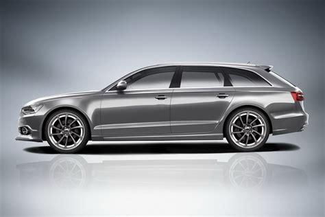 Audi A6 Avant Abt Tuning by Abt Sportsline Customizes New Audi A6 Avant