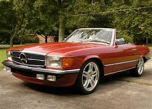 Mercedes 350sl 450sl 1972 To 1980 Factory Service Manual