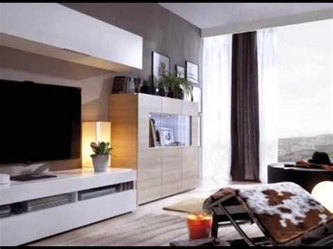 muebles de salon en colores blanco  madera youtube