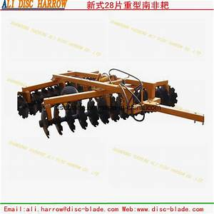 China 1bz Series Of Hydraulic Heavy Duty Offset Disc