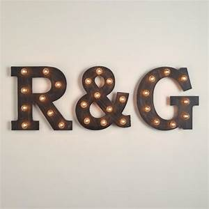 letter marquee light collection world market With marquee letter lights