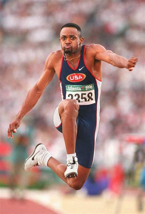Kenny Harrison 100 Greatest Us Olympians Rolling Stone