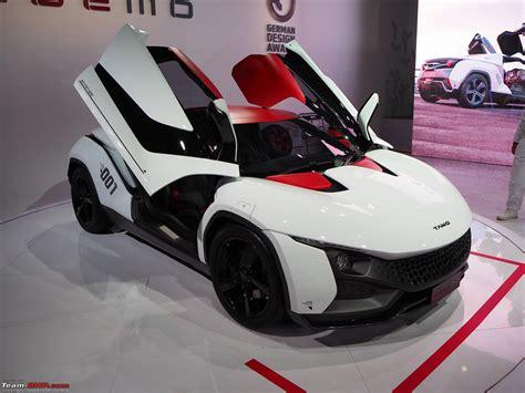 Tata Motors @ Auto Expo 2018