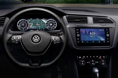 volkswagen tiguan 2018 interior 2018 volkswagen tiguan platinum volkswagen hicksville ny