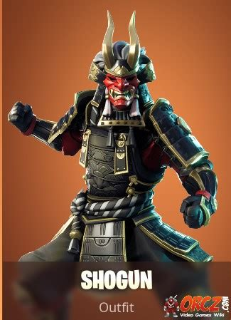 fortnite battle royale shogun orczcom  video games