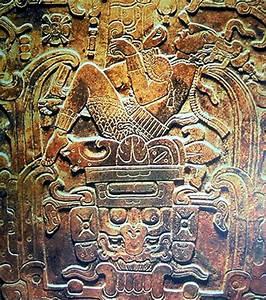 Palenque Slab Astronaut - Pics about space