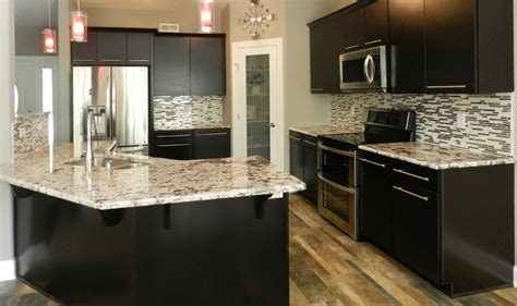 giallo ornamental granite with cabinets 2015 best