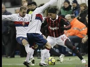 Ronaldinho in AC Milan   Dribbling Skills and Goals HD ...