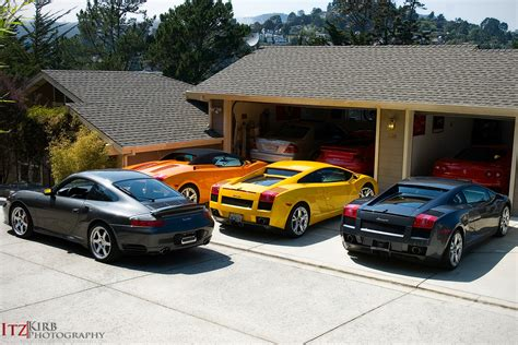Garage Of Cars by Garage A Billion Here A Billion There And Pretty Soon