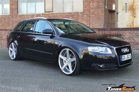 Audi A4 With 9x20 Mb Design Kv1 20 Quot Konkave Wheels Tunershop