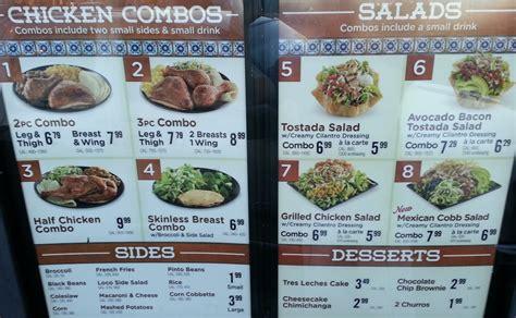 Fast Food Source-fast food menus and blogs - El Pollo Loco ...