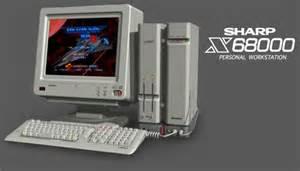 X68000:ものは自分たちで創る」夢のホビーパソコン『X68000 ...