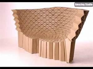 Karton Pappe Kaufen : sessel aus pappe karton pappe pappe m bel sofa aus pappe youtube ~ Markanthonyermac.com Haus und Dekorationen